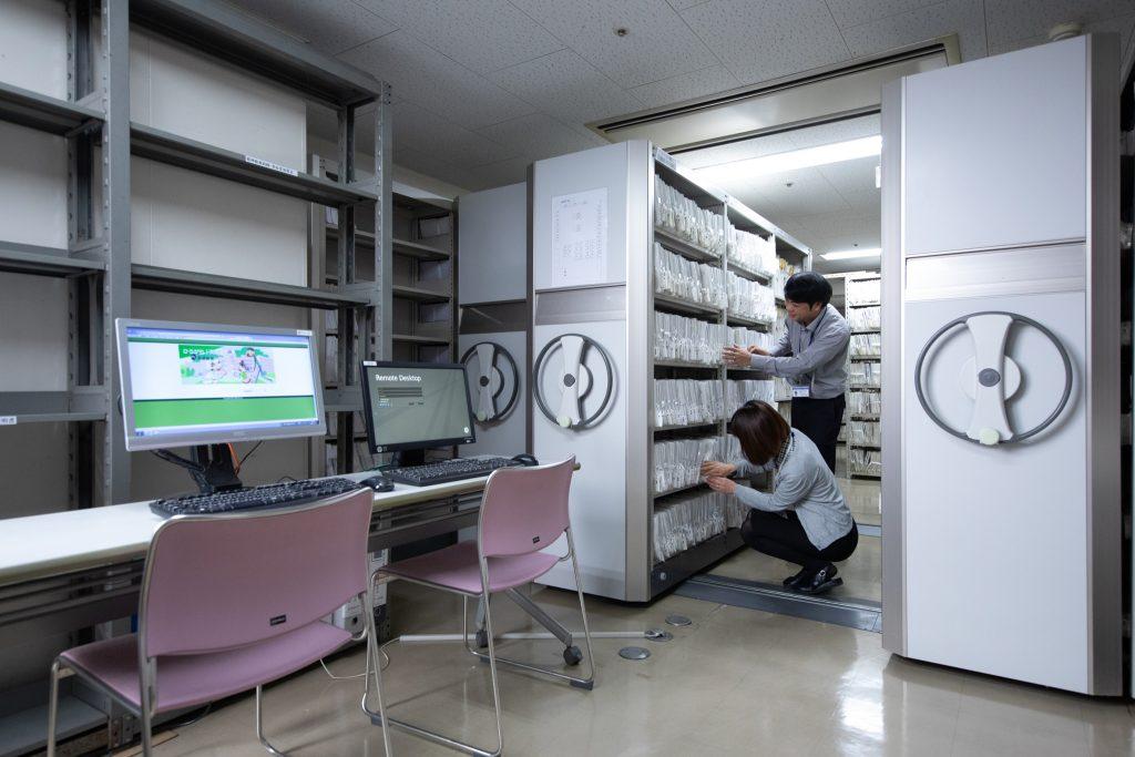 診療情報管理室